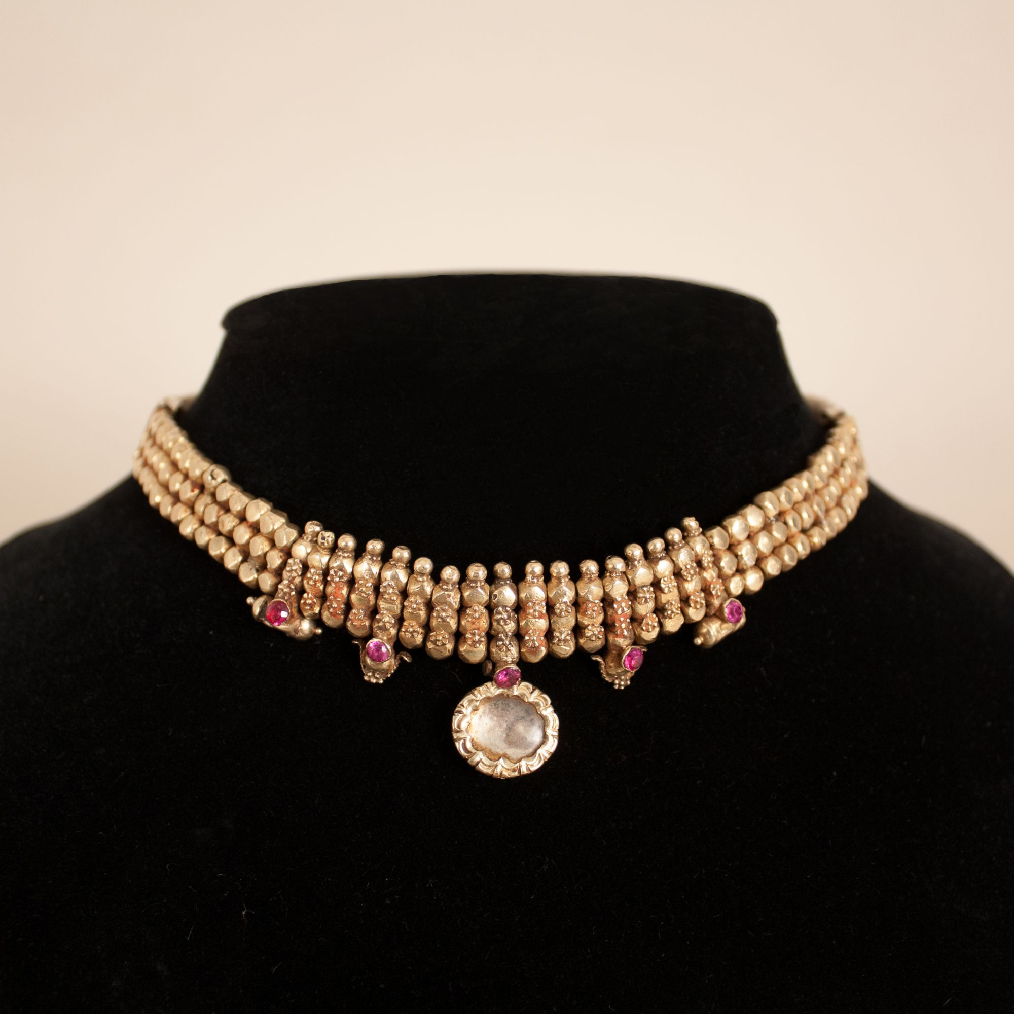 antique necklace buy ruby sthrielite product atn re