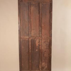 Deco Rosewood Wardrobe with Mirror