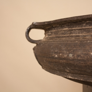 19th Century Bronze Urli or Planter from South East Asia