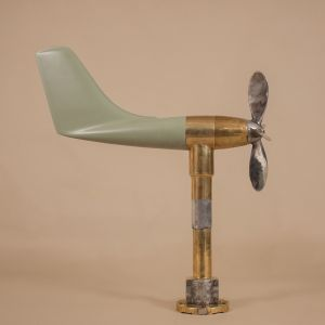 Vintage Anemometer for Maritime, Aviation and Kinetic Collectors